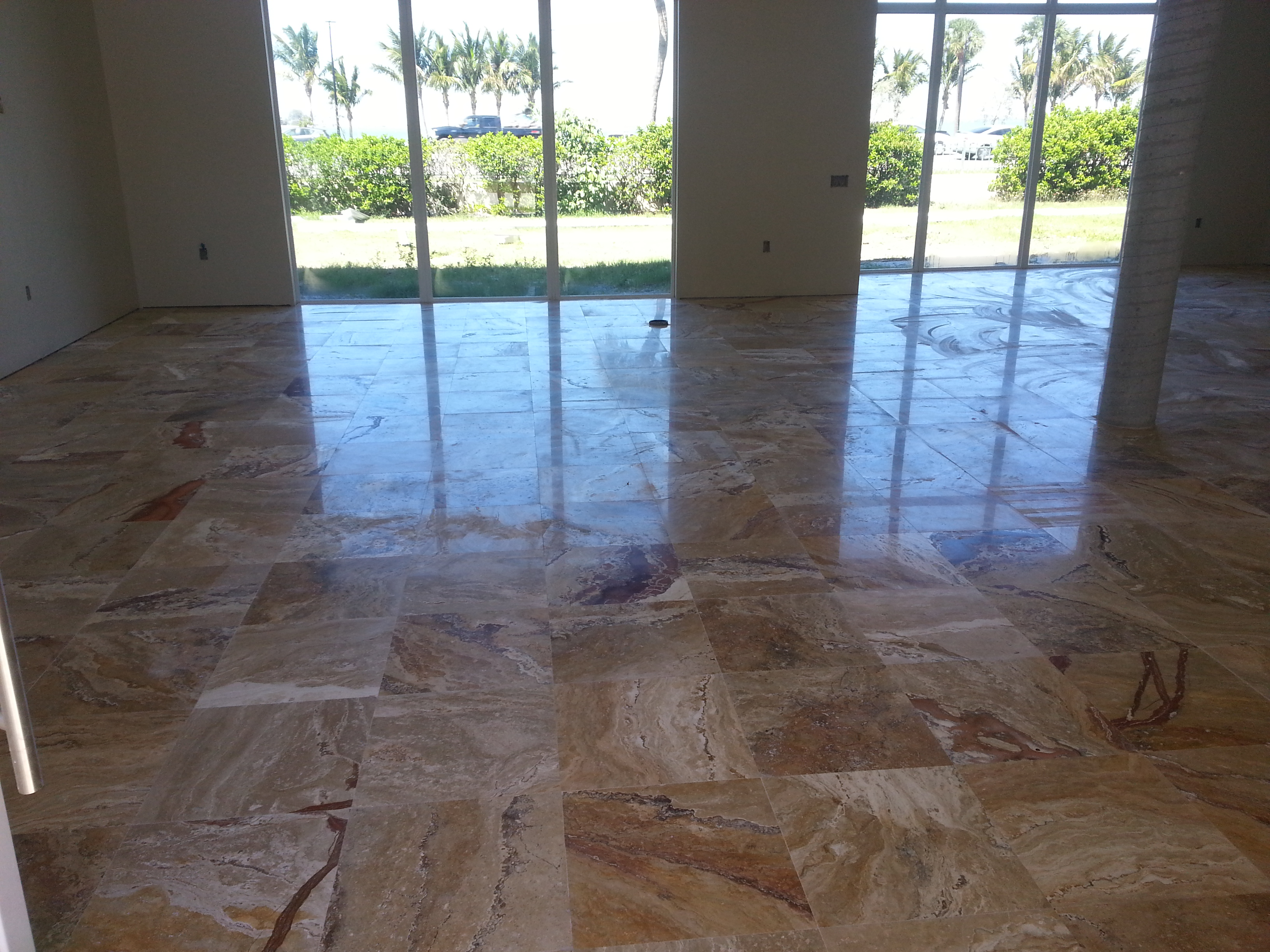 Travertine Guide to Buying Natural Stone Pavers and Tiles